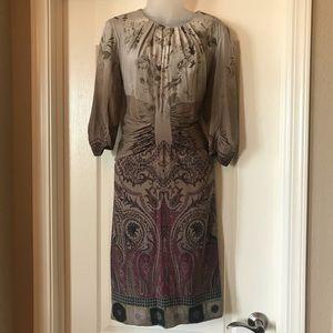 Etro dress size 48 Italy / size 12 USA